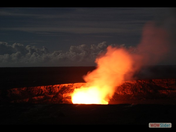 Kilauea; Hawaii