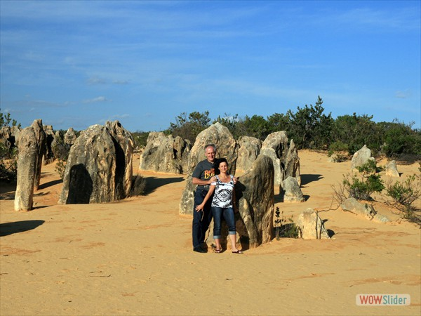 Pinnacles; Australien